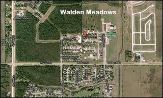 Walden meadows map