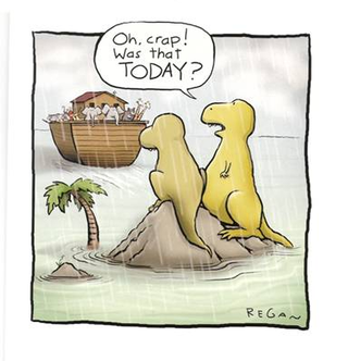Ark cartoon