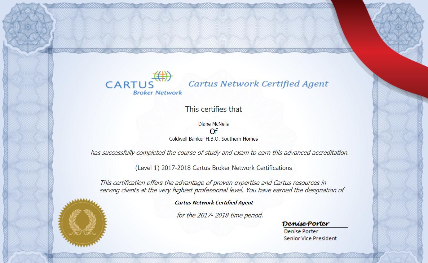 Cartus relocation network se texas real estate talk cartus certification 1betcityfo Choice Image