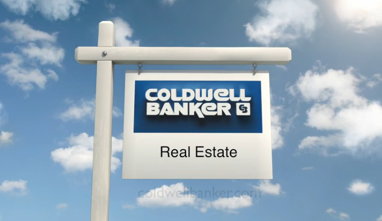 CB sold sign logo